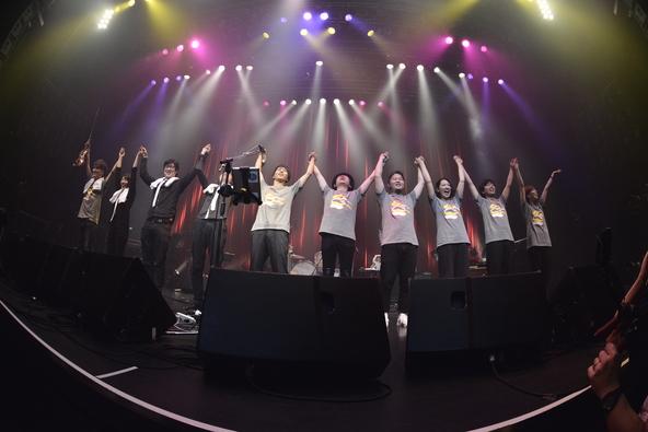11月22日@東京・TSUTAYA O-EAST (okmusic UP\'s)