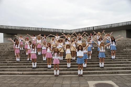 ここ十数年の要素を全てを詰め込んだ進化したギャル「渋谷GAL's」 (c)Listen Japan
