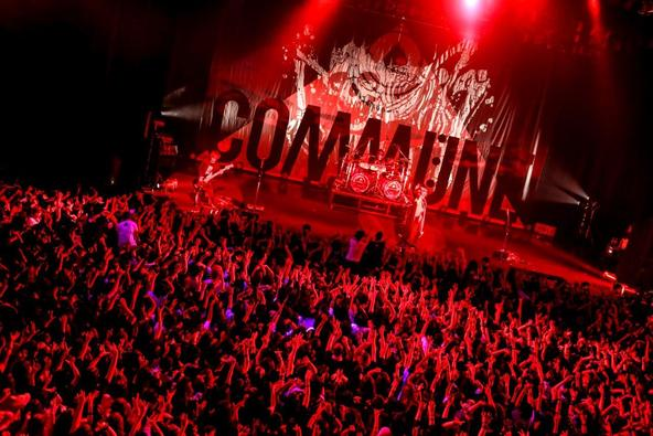 「COMMUNE Vol.2」@Zepp Tokyo(MUCC) (okmusic UP\'s)