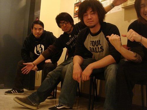 『SunSetLive 2011』への参加が発表されたKen Yokoyama (c)Listen Japan