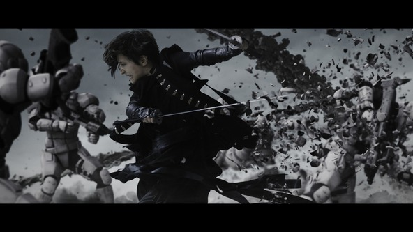 「Don't be Afraid」MV場面カット(tetsuya) (okmusic UP's)