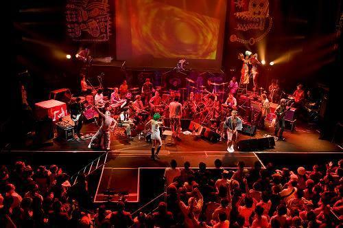 サマソニ8月14日の<BEACH STAGE>への出演が決定した渋さ知らズオーケストラ (c)Listen Japan