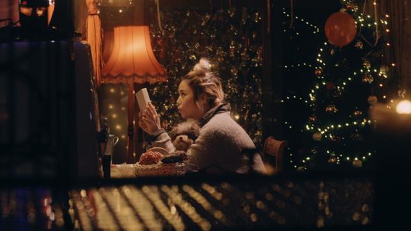 「ユニクロ×Chara クリスマス企画「贈るって、楽しい。UNIQLO Xmas」」WEBムービー (okmusic UP's)