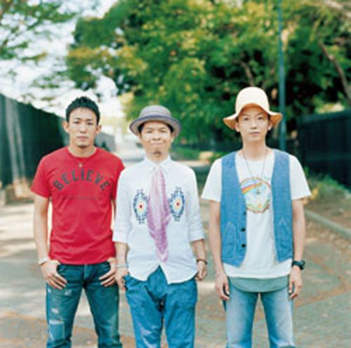 『音楽と髭達2011』に出演が決定したFUNKY MONKEY BABYS (c)Listen Japan