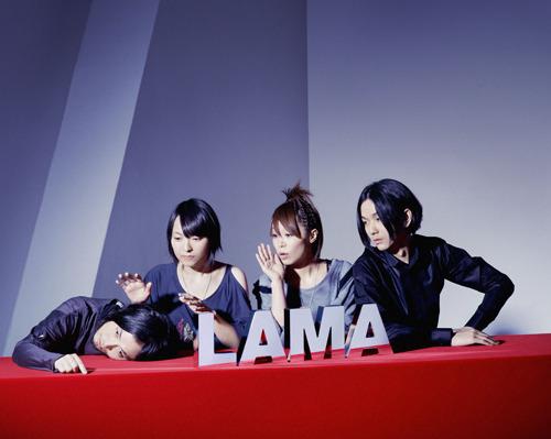 1stシングルをリリースするLAMA (c)Listen Japan