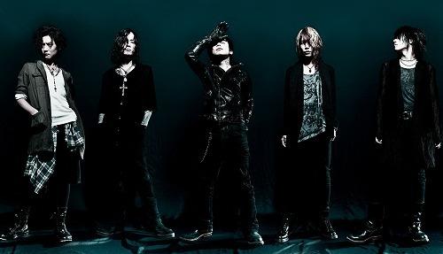 5か月振りのニューシングル「DIFFERENT SENSE」をリリースしたDIR EN GREY (c)Listen Japan