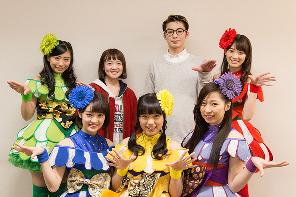 チームしゃちほこ・学生インタビュー (okmusic UP's)