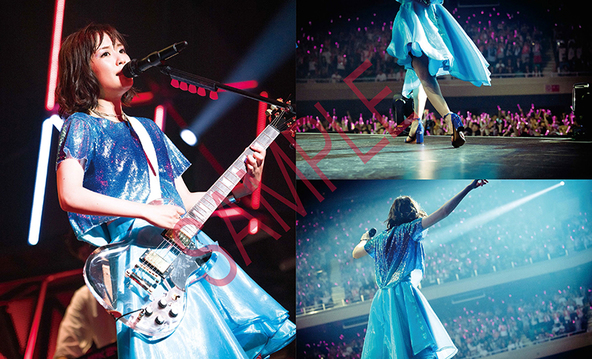 『大原櫻子 LIVE DVD/Blu-ray CONCERT TOUR 2016 〜CARVIVAL〜 at 日本武道館』フォトブック (okmusic UP\'s)