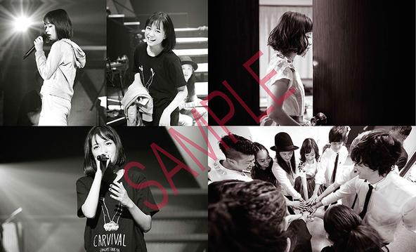 『大原櫻子 LIVE DVD/Blu-ray CONCERT TOUR 2016 ~CARVIVAL~ at 日本武道館』フォトブック (okmusic UP's)