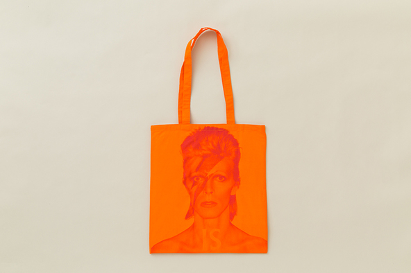 David Bowie is トートバッグ (okmusic UP's)