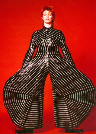 大回顧展『DAVID BOWIE is』展示写真 (okmusic UP's)