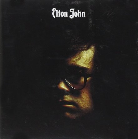 ELTON JOHN『ELTON JOHN』のジャケット写真 (okmusic UP's)