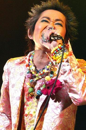 「雨あがりの夜空に」はじめ多くの名曲を遺した忌野清志郎 (c)Listen Japan