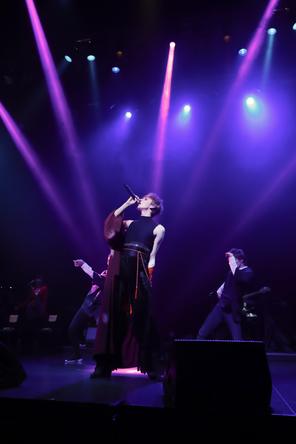 12月3日(土)@EX THEATER六本木  (okmusic UP's)