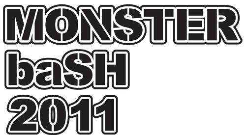 最終ラインナップ&出演者日程を発表した『MONSTER baSH 2011』 (c)Listen Japan