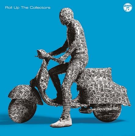 アルバム『Roll Up The Collectors』【初回盤】(CD+DVD) (okmusic UP's)