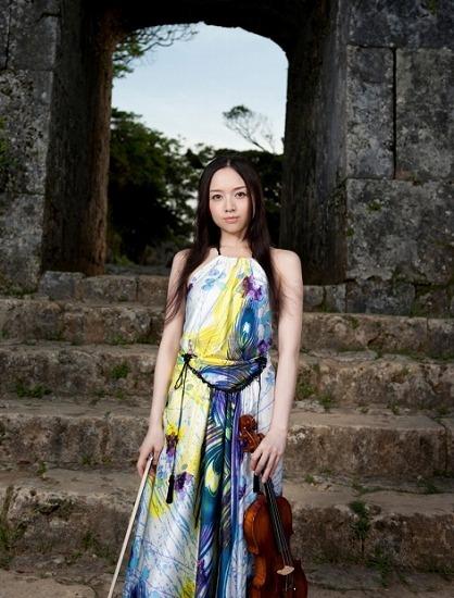 「沖縄」をテーマにしたコンセプトアルバムをリリースする宮本笑里 (c)Listen Japan