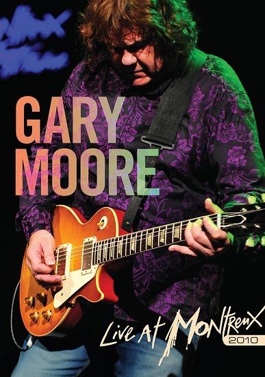 ゲイリー・ムーアの最後のパフォーマンスが映像とCDで発売 (c)Listen Japan