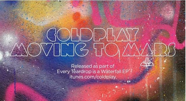 コールドプレイがEP限定収録曲のフル試聴を開始 (c)Listen Japan