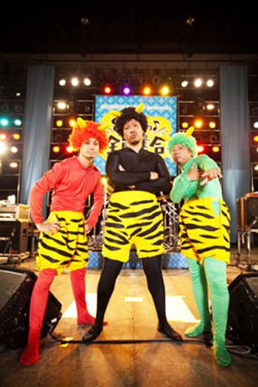 地元沖縄で自身主催のフェス『WWW!!11』を開催するMONGOL800 (c)Listen Japan