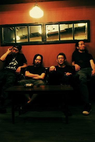9月の4thシングル発売と全国リリースツアーを発表したBRAHMAN (c)Listen Japan