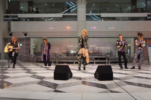 5月21日@池袋サンシャインシティ噴水広場 (okmusic UP\'s)