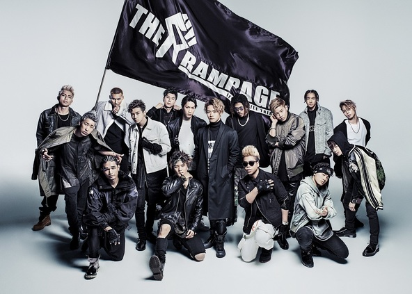 THE RAMPAGE from EXILE TRIBE (okmusic UP's)