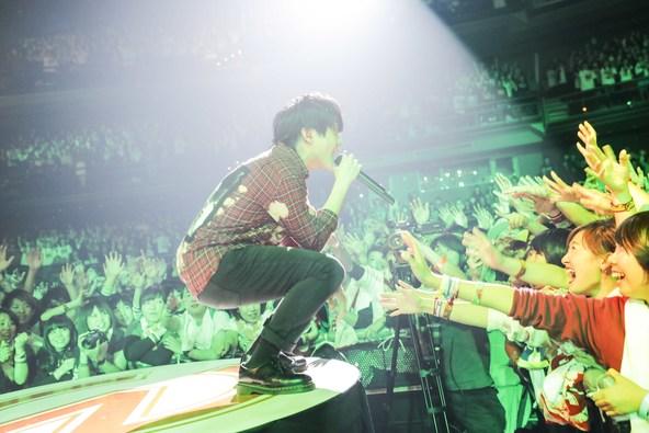 12月8日(木)@東京ドームシティーホール (okmusic UP\'s)
