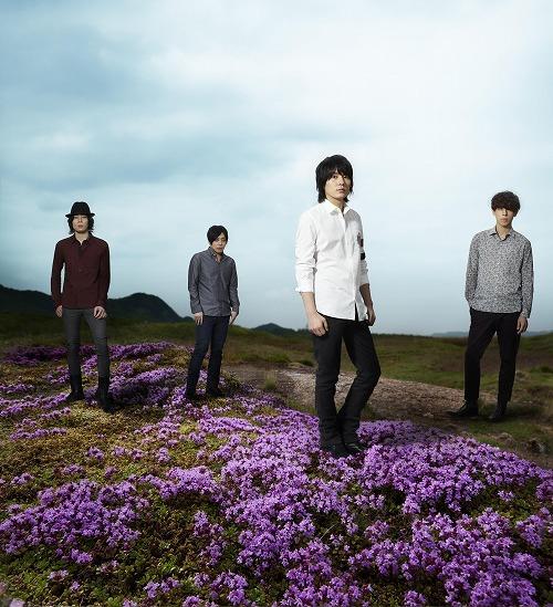 7月にWタイアップシングルをリリースするflumpool (c)Listen Japan
