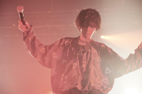 12月8日@東京・Zepp Tokyo (okmusic UP's)