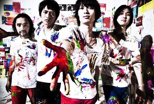 9thシングル「手をたたけ」を8月にリリースするNICO Touches the Walls (c)Listen Japan