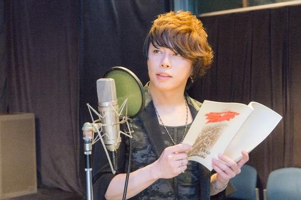 T.M.Revolution 西川貴教が声優として「ディスク・ウォーズ:アベンジャーズ」に出演 (okmusic UP\'s)