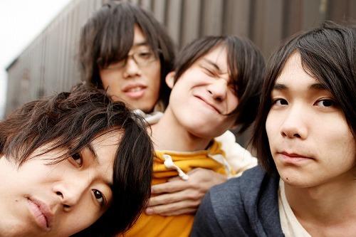 新曲がドラマ版『荒川UB』主題歌に決定したGalileo Galilei (c)Listen Japan