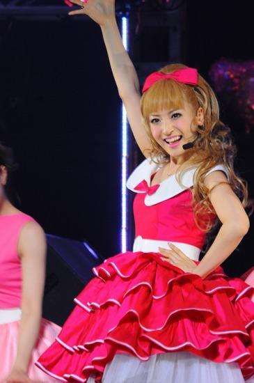 赤坂 BLITZで1stソロコンサートを開催した神田沙也加 (c)Listen Japan