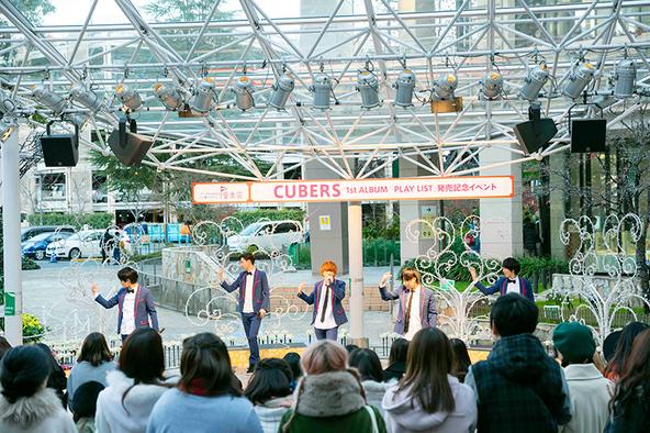 12月11日@ららぽーと横浜 (okmusic UP\'s)