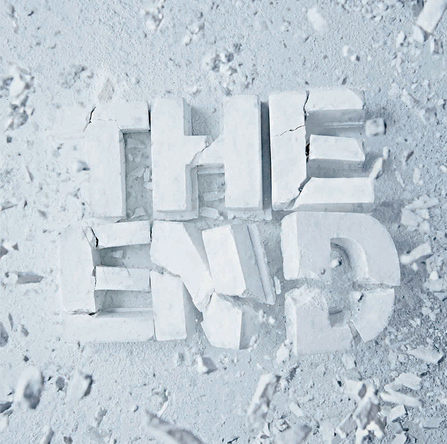 アルバム『THE END』【通常盤】(CD) (okmusic UP's)