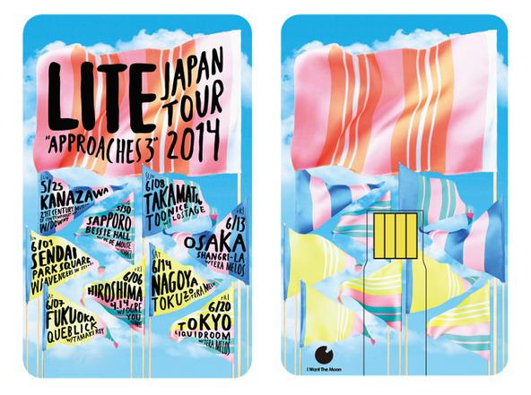 USB CARD 『APPROACHES 3』 (okmusic UP\'s)