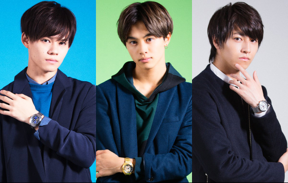 INDEPENDENT『ニッポンのKAKKOII ニッポンのSUGOI! PROJECT』×超特急 (okmusic UP\'s)