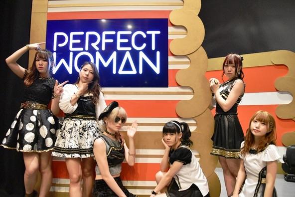 「PERFECT WOMAN」Music Video (okmusic UP's)