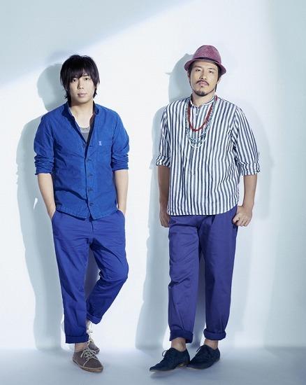新曲を3作連続で配信限定リリースすると発表したスキマスイッチ (c)Listen Japan