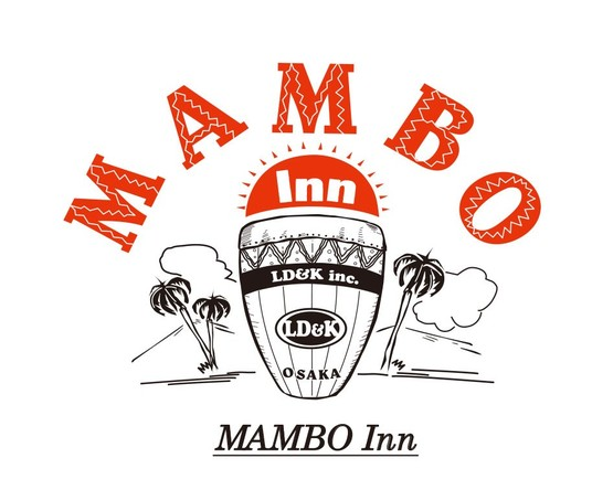 MAMBO Inn ロゴ (okmusic UP's)