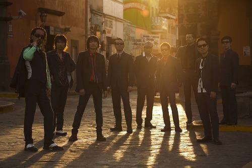 スカパラがトップアスリート3人が出演する「アクエリアス」CMソングを担当 (c)Listen Japan