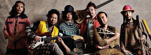 10月に3日間に渡る無料フェスを開催するジャムバンド、DACHAMBO(ダチャンボ) (c)Listen Japan