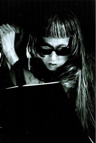 『FREEDOMMUNE 0<ZERO>2011』に出演する灰野敬二 (c)Listen Japan