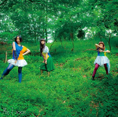 BiS8月3日リリース1stシングル「My Ixxx」ジャケット (c)Listen Japan