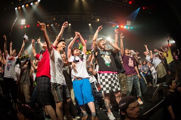5月23日@東京 SHIBUYA-AX (okmusic UP\'s)