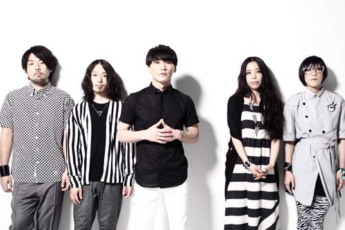 ニューシングルのミュージック・ビデオを公開したサカナクション (c)Listen Japan