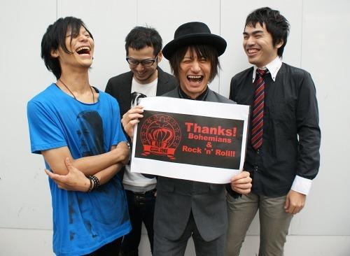 結成10周年のロックバンド、COOL JOKEが新曲を配信リリース (c)Listen Japan