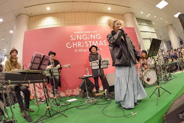 12月18日@渋谷マークシティ 1F イベントスクエア (okmusic UP's)