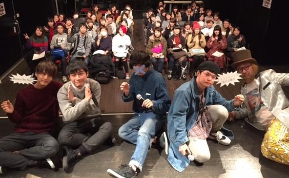 Brian the Sun「パトスとエートス」Xmas Listening Party〜爆音試聴会〜 (okmusic UP\'s)